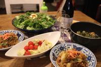 ある休日のいきなりの家呑み〜ピノノワール - 大好きなワインと素敵な食卓