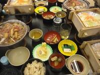松阪牛と松茸の陶板焼き食べ放題~♬ - 健康で輝いて楽しくⅡ