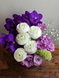 卒寿のお祝いに - フラワーショップデリカの花日記