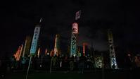 松明あかし~紅蓮の炎祭り@福島県須賀川市 - 963-7837