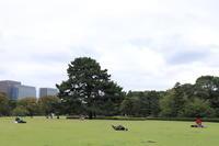 2018.10 皇居ウォーク皇居東御苑 - ゆらりっぷ -yurari's trip-