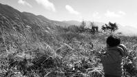 息子と2人で山歩き八子ヶ峰 - 山谷彷徨