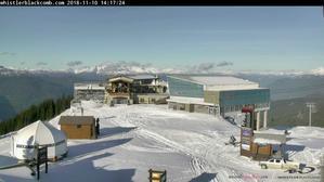 2018年11月11日 カナダ・Whistler Blackcombの様子 - スノーボードが大好きっ!!~ snow life in 2018/2019~
