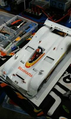 レース前週 - RCの製作と走行