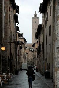 イタリアサンジミニャーノ - ちょっとそこまで