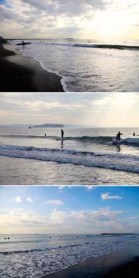 2018/11/11(SUN)穏やかな海辺で.......。 - SURF RESEARCH
