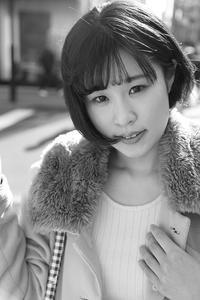 えりちゃん34 - モノクロポートレート写真館