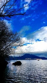 2018.11.11 支笏湖.後半戦緒戦 - river side