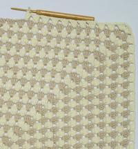 おくるみ編み始め - 日々綴り