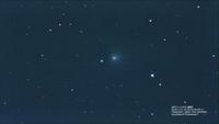 11月10日から11日の天体写真46P38Pなど - お手軽天体写真