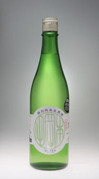 金鵄盛典 特別純米 生原酒[岡田本店] - 一路一会のぶらり、地酒日記