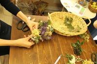 リースレッスン11.9 - 北赤羽花屋ソレイユの日々の花
