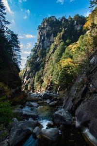 2018年11月 羅漢寺山+昇仙峡~紅葉と滝と眺望を楽しむトレッキング - 殿様な山歩き