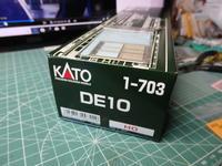 KATOのDE10を湯剥きしたおかわり - Sirokamo-Industry