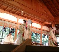 天河神社参拝(岡) - 柚の森の仲間たち