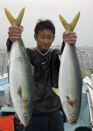 愛媛・松山・伊予灘・高速遊漁船 pilarⅢ 海人 本日の釣果