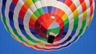 熱気球が上空に迫る!・・・渡良瀬遊水池はバルーンフェス状態♪ - 『私のデジタル写真眼』