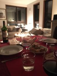 【最高に贅沢な週末のディナー】 - Plaisir de Recevoir フランス流 しまつで温かい暮らし