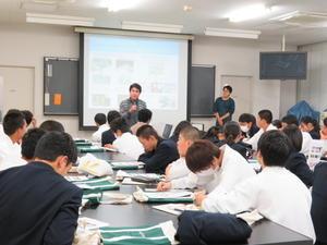 上級学校見学のようす - 東京農大 昆虫機能開発研究室×BDLより