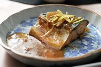 鯖の味噌煮 - 登志子のキッチン
