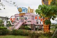子連れ台湾・宜蘭の旅 ⑯ 〜ピンクの象のすべり台〜 - 旅するツバメ                                                                   --  子連れで海外旅行を楽しむブログ--
