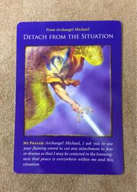 今週のメッセージ:ミカエルのオラクルカード:過渡期にいるあなたへ - アトリエkeiのスピリチュアルなシェアノート