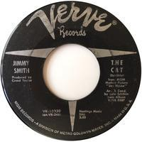 Jimmy Smith ‎– The Cat / Basin Street Blues - まわるよレコード ACE WAX COLLECTORS