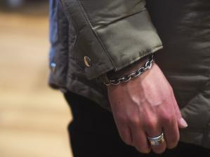 nonnative / Dweller Bracelet Small 925 Silver by END -