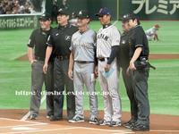 日米野球最終戦☆4-1、侍ジャパン5勝1敗でMLBに圧勝 - Out of focus ~Baseballフォトブログ~ 終了