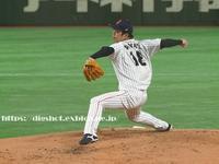 日米野球第3戦試合編フォト、モリーナ捕手が攻守に活躍!MLBが初勝利 - Out of focus ~Baseballフォトブログ~ 終了