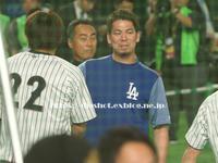 日米野球第3戦 東京ドーム観戦、試合前フォト - Out of focus ~Baseballフォトブログ~ 終了