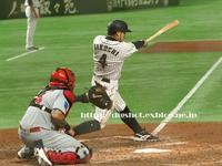 日米野球第4戦は侍ジャパンが逆転勝ち☆5-3、マツダでカープ勢が活躍 - Out of focus ~Baseballフォトブログ~ 終了