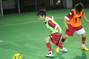 展開からの2対2 - Perugia Calcio Japan Official School Blog