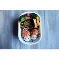 きのこちゃん弁当 - cuisine18 晴れのち晴れ