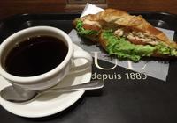お昼は、パンで - marikomama 気まぐれ日記