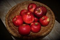 紅玉でアップルパイ - 今夜の夕食