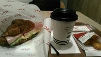 KFC『クロワッサンサンド ハム&エッグ』 - My favorite things