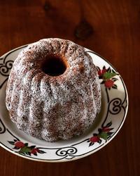 いちじくとくるみの蕎麦粉ケーキ - ~ハード系パン&世界の料理教室・ガストロノマードのTastyTravel~