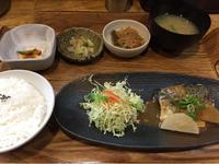 12日 サバの味噌煮定食@わたしの食卓 - 香港と黒猫とイズタマアル2