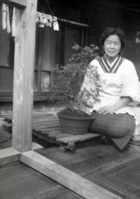 享年百一歳、若かったころの写真 - Yoshi-A の写真の楽しみ
