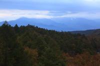 秋の信州遠望 - 風の彩り-2