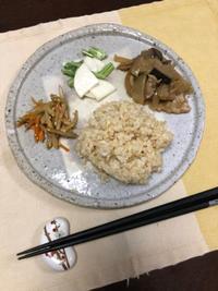 かぶのサラダ - 庶民のショボい食卓