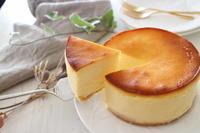チーズケーキ焼き時間の検証 - おうちカフェ*hoppe