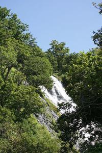 オシンコシンの滝。 - 大地の四季