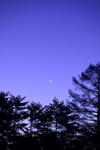 金星とスピカ - 四季星彩