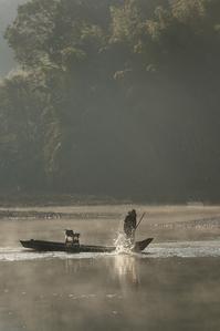 鮭釣り - ironのブレブレ写真館