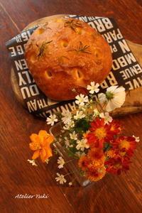 11月のプレレッスン^^ - 小さなパンのアトリエ *Atelier Yuki*  (七ヶ浜パン教室)