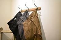 ARMEN::TUCK PANTS - JUILLET