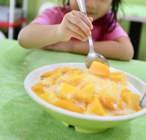 子連れ台湾・宜蘭の旅 ⑰ ?限定すぎるマンゴーかき氷!「冰讃」? -