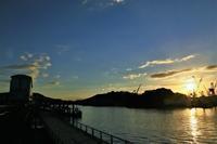 港の朝 - ゆる鉄旅情